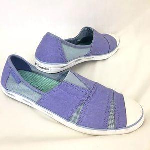 NWOB Columbia PFG Vulc N Vent Slip On Shoes
